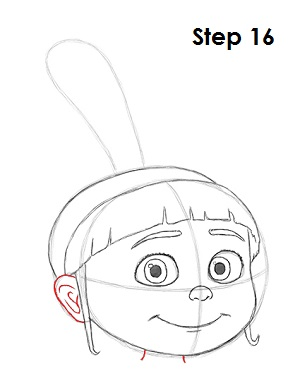 20+ Agnes From Despicable Me Drawing JPG