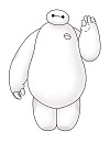 How to Draw Baymax