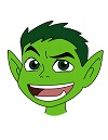 How to Draw Beast Boy