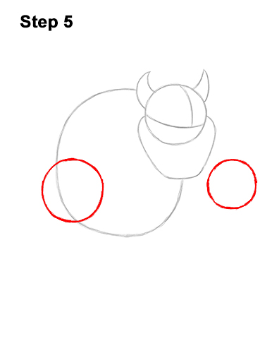 How to Draw Bowser Super Mario Nintendo Full Body 5