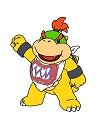 How to Draw Bowser Jr.