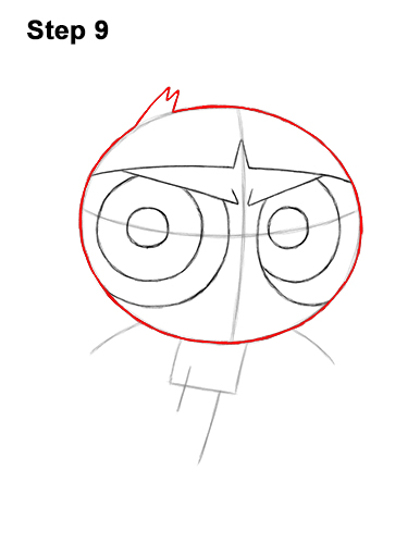 How to Draw Buttercup Powerpuff Girls Full Body 9