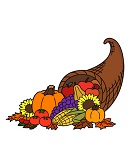 How to Draw Cornucopia Thanksgiving