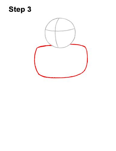 How to Draw Cyborg Teen Titans Go! Full Body 3