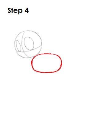 Draw Fluttershy 4