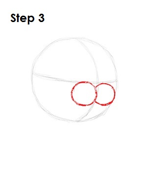 How to Draw Fry Step 3