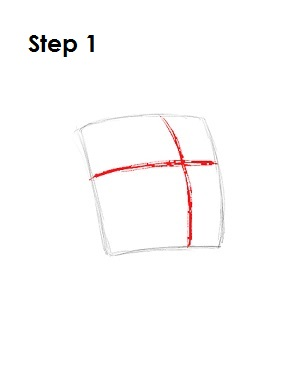 How to Draw GIR Step 2