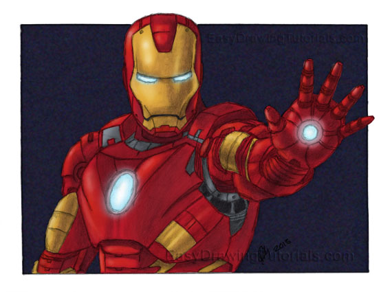 Iron Man 3 Color