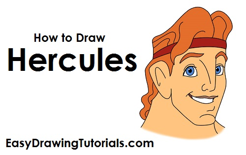 How to Draw Hercules