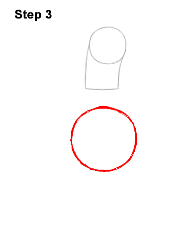 How to Draw Homer Simpson Full Body 3