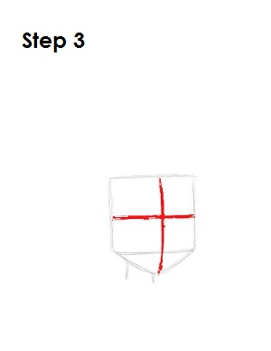How to Draw Huey Boondocks Step 3