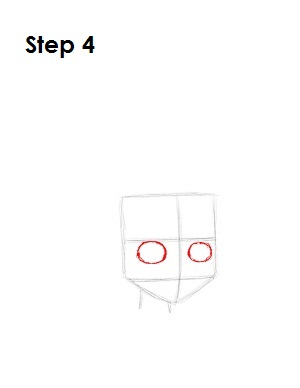 How to Draw Huey Boondocks Step 4