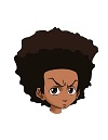 Draw Huey Freeman