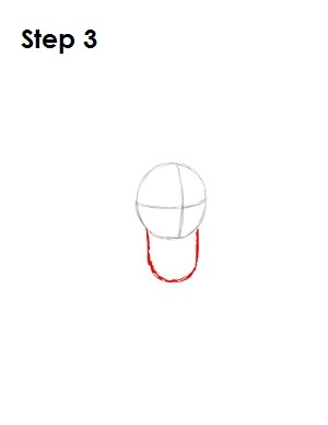 How to Draw Jafar Step 3