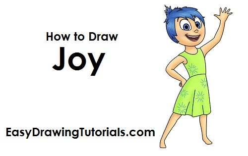 How To Draw Joy Inside Out