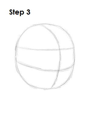 How to Draw Master Chief Step 3