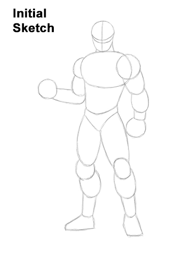 How to Draw Omega Skin Fortnite Battle Royale Guide Lines