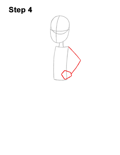 How to Draw Pearl Steven Universe Full Body 4