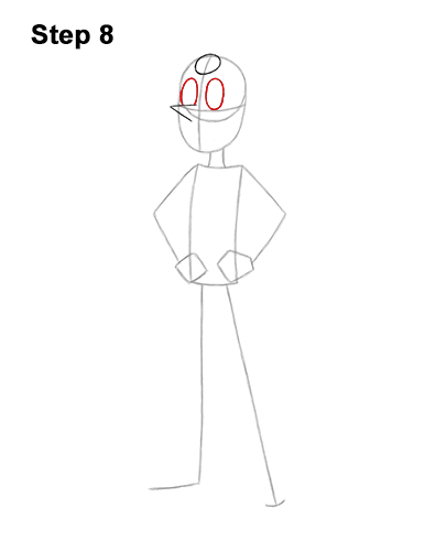 How to Draw Pearl Steven Universe Full Body 8