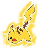 How to Draw Pikachu Attack Pose Pokemon