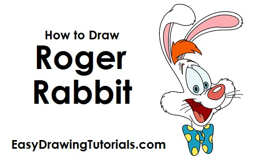 How to Draw Roger Rabbit