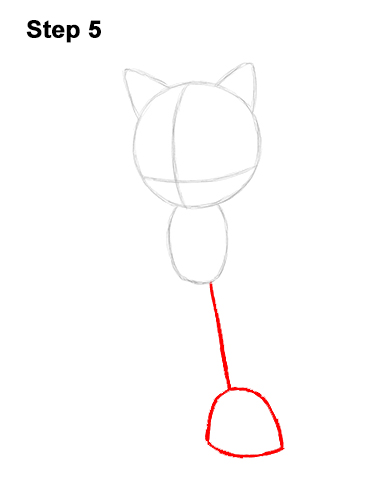 How to Draw Sonic the Hedgehog Full Body 5