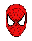 How to Draw Spider-Man Head Mask Marvel Peter Parker