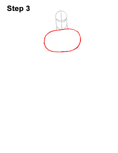 How to Draw Thanos Marvel Avengers Full Body 3
