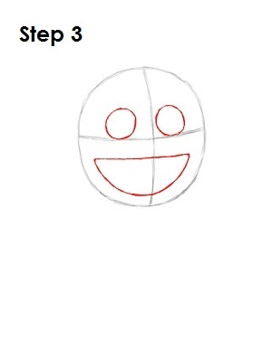How to Draw The Count Step 3