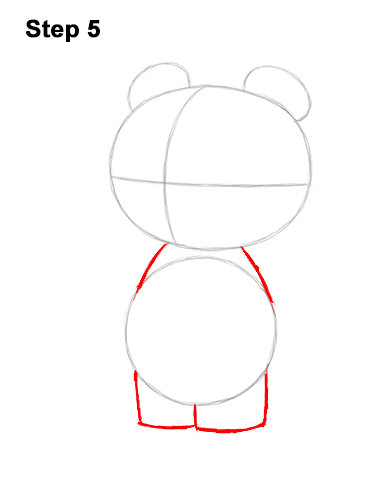 How to Draw Tom Nook Animal Crossing Nintendo 5