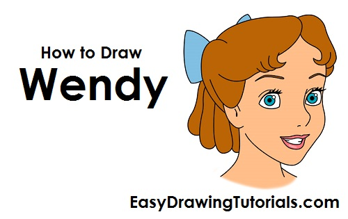 How to Draw Wendy