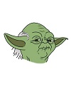 How to Draw Yoda Star Wars